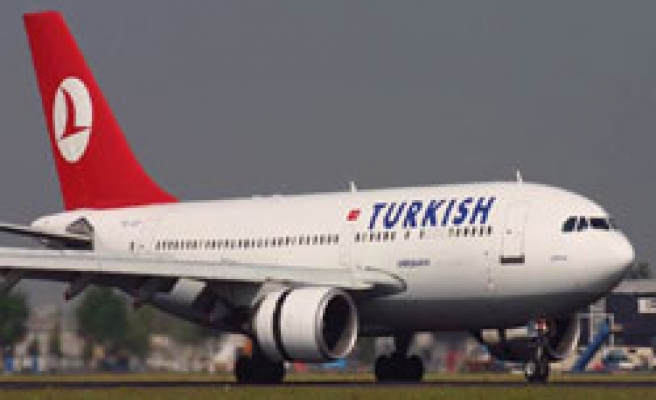 Turk Airlines get more int'l passengers for the first time