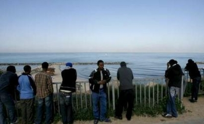 At least 53 Somali would be migrants drown off Yemen