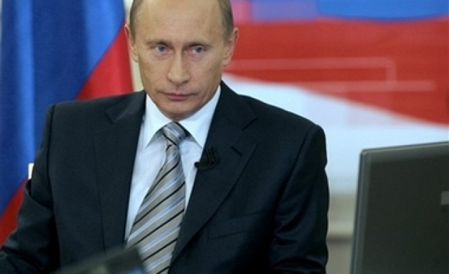 Russia may vote for Putin as PM on May 8