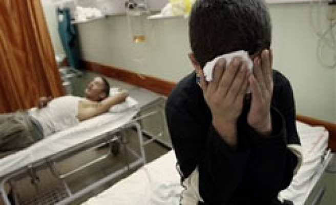 Sick Gazans die due to Israel restrictions: WHO