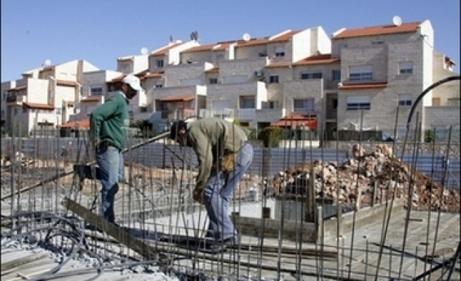 'Palestine should say enough to Israel settlements'