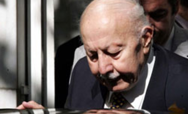 Turkish court orders house arrest of ex-PM