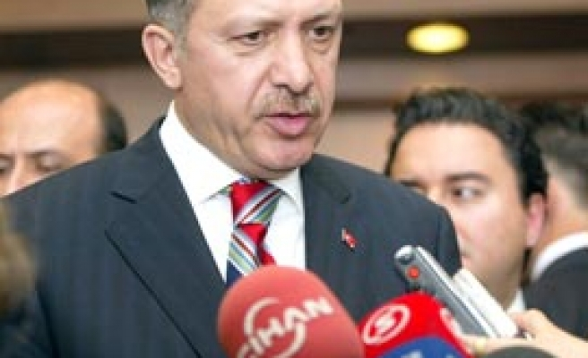 Turkish PM Erdogan on EU court PKK ruling