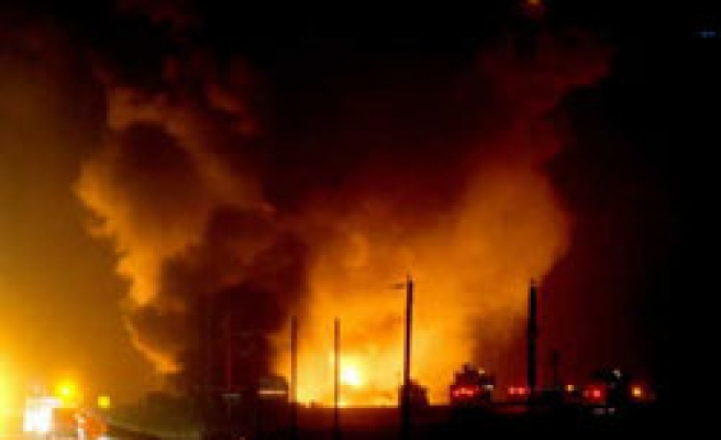 Mass casualties in New Zealand factory explosion