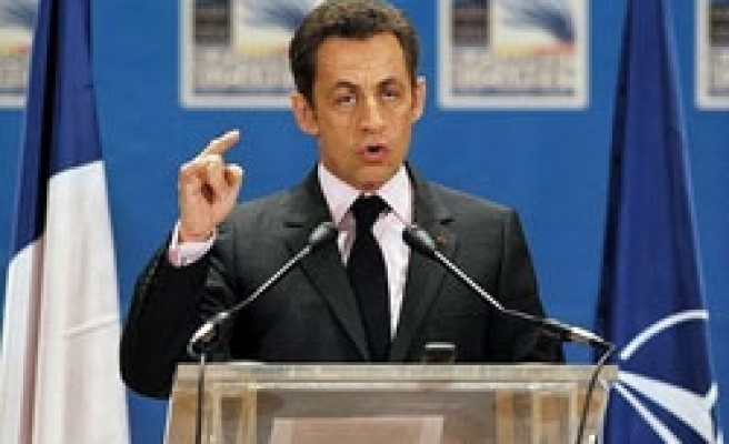 Sarkozy sets conditions for Olympic visit