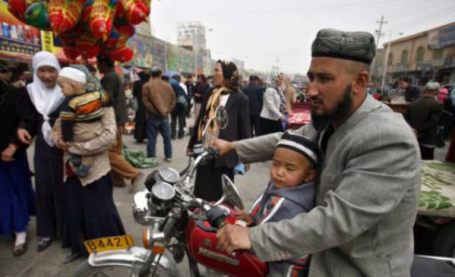 China Muslims Lack Religious Freedom