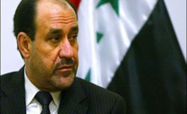Iraq PM condemns U.S. Blackwater contract extension