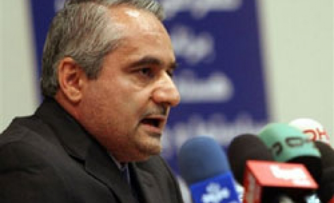 Iran ex-nuclear official gets suspended sentence