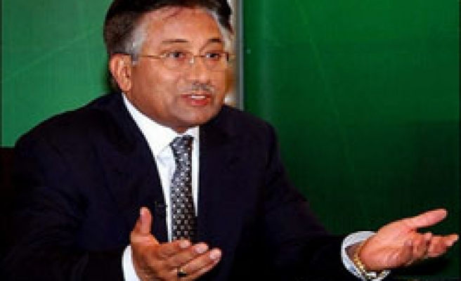 Musharraf: US takes away nuclear scientist if he quits
