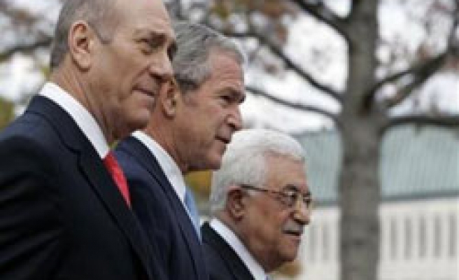 US planning Annapolis follow-up: Israel