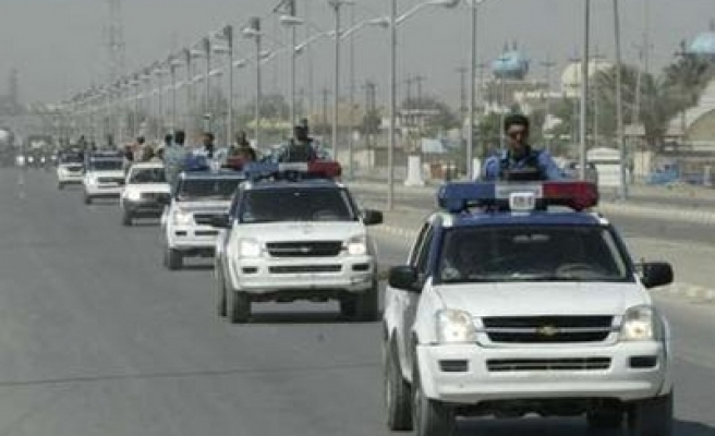 Vehicles banned in US Baghdad occupation day Wednesday