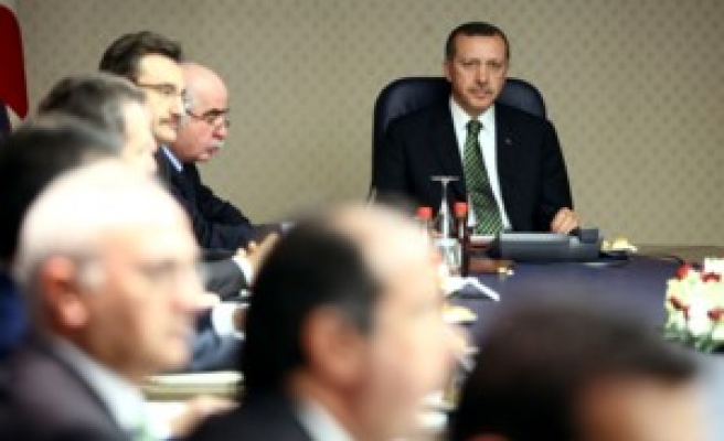 Turkish PM and economy ministers discuss measures