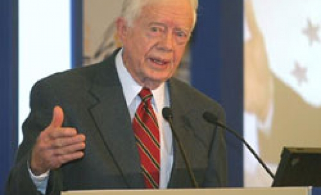 Jimmy Carter to meet with Hamas in Syria