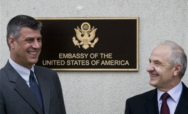 US to open embassy in Kosovo