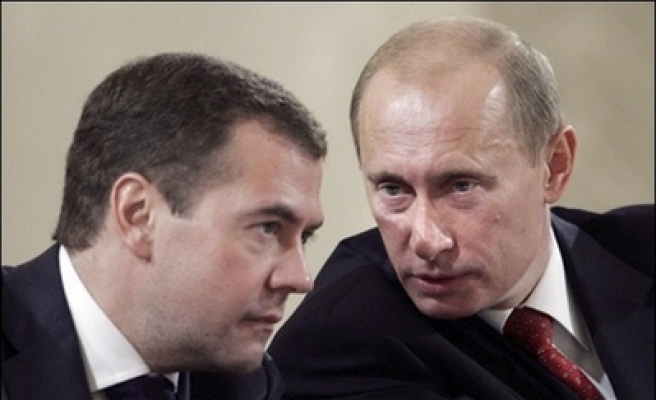 Russia may boost PM's powers in regions-paper