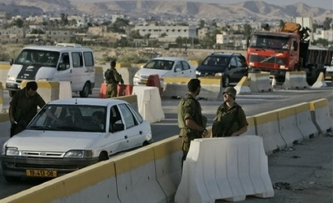 Israel removes fewer roadblocks than promised: UN