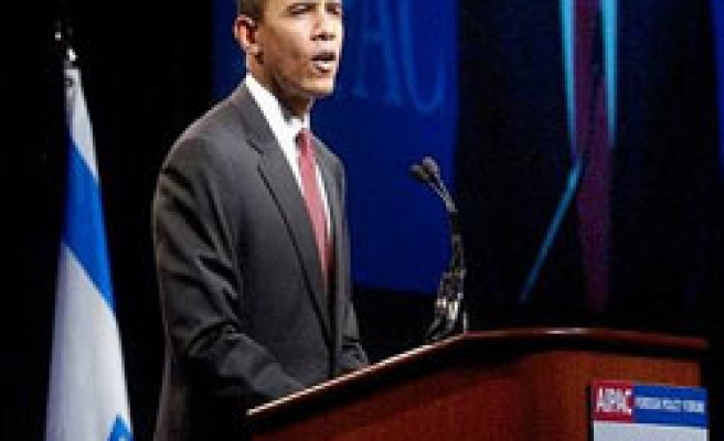 US Obama launches Hebrew blog