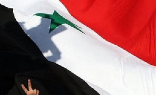 Conference for states neighboring Iraq begins in Syria