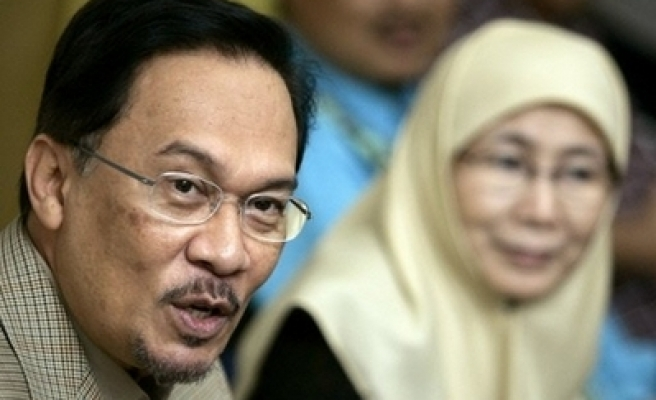 Malaysian police warn against Anwar rally -papers