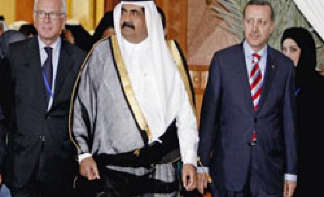 Turkey to sell Qatar natural gas to Europe