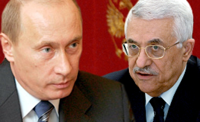 Putin to meet with Palestinian leader Abbas on April 18