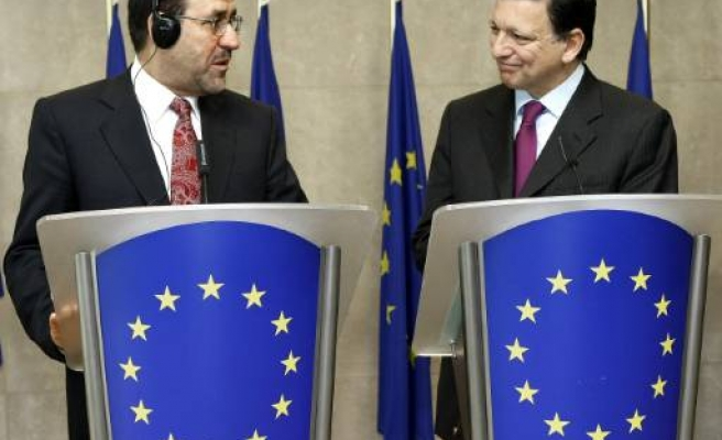 EU, Iraq to sign energy pact soon
