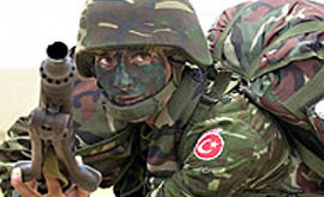 Turk soldier dead, 7 wounded in PKK clash