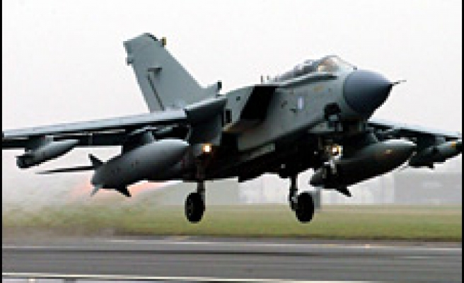 Italy to send Tornado jet fighter bombers to Kuwait
