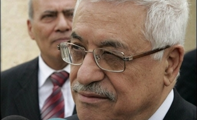 Abbas to discuss Israel-Palestinian peace with Bush