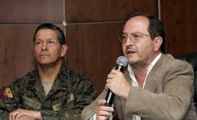 Ecuador could suspend US accords to curb ideological influence