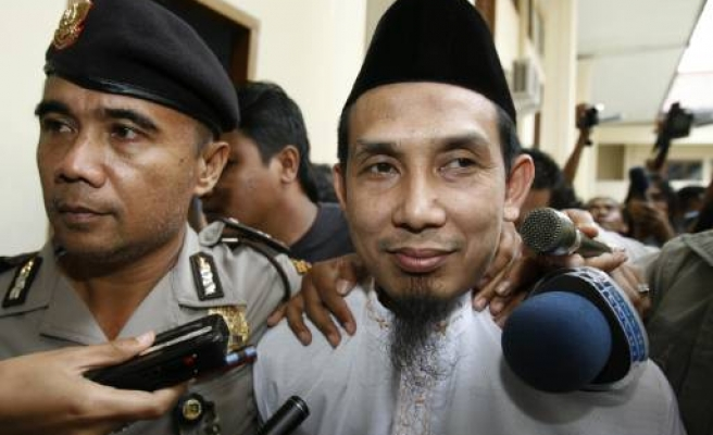 Indonesia jails alleged JI military leader for 15 years