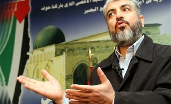 Hamas says accepts Palestinian statehood