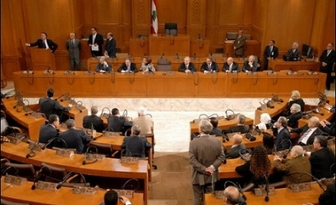 Lebanon tries to elect president after 17 delays