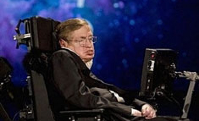 Stephen Hawking urges new era of space conquest