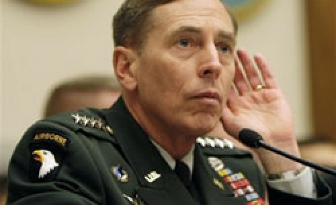 Petraeus to lead all Mideast operations