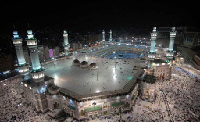 S. Arabia launches Holy Mosques web site