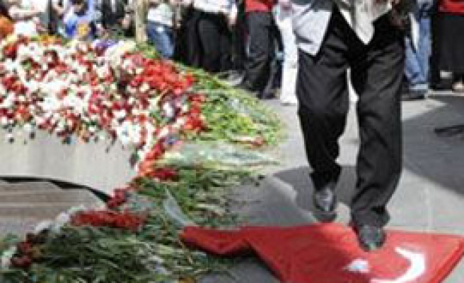 Flagged provocation in Armenia