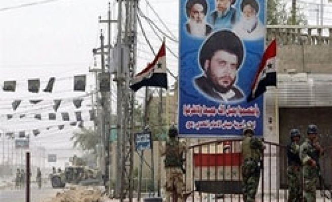 Sadr: 'Open war' directed only at US forces, not Iraqi gov't