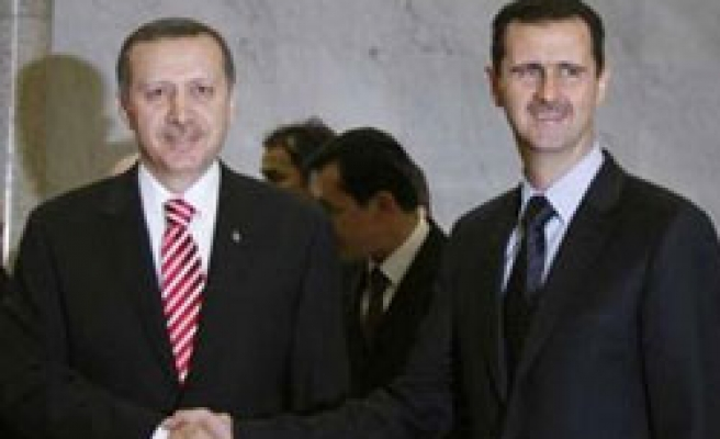 Erdogan met Assad to discuss peace talks