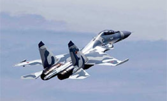 Russia may sue China over copying Sukhoi Su-27SK fighters