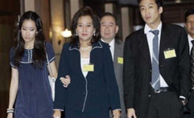 Wife of ex-Thai prime minister pleads 'not guilty'