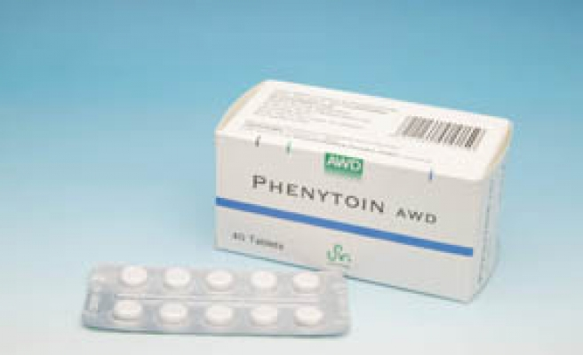 Phenytoin may cause bone loss in young women