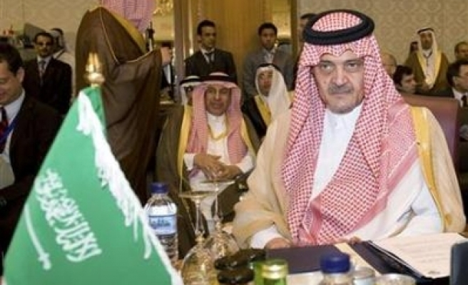 Saudi FM: 'Relations with Syria not cut'
