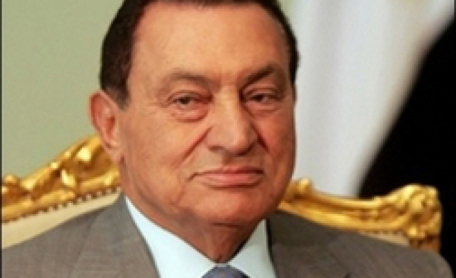 Mubarak proposes 30% Egypt public sector pay rise