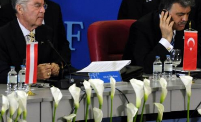 Central Europe heads of state begins in Macedonia