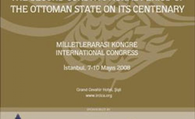 An int'l congress on '2nd Constitution by Ottoman State'