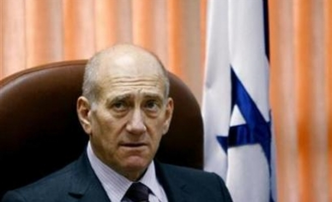 New evidence against Olmert 'very serious': Report