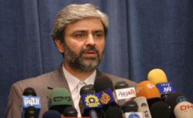 Iran suspends talks with US on security in Iraq
