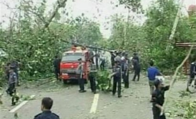 Nearly 4,000 killed in cyclone: Myanmar TV