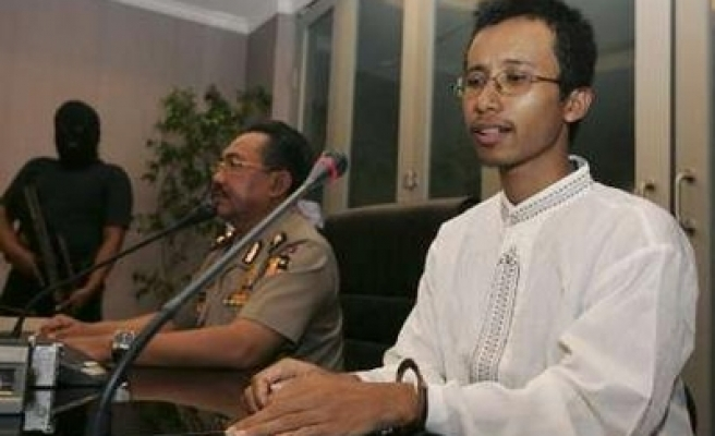 Indonesia detains suspect over 2005 Bali bombings